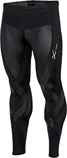 [シーダブリューエックス/ワコール] スポーツタイツ ジェネレーターモデル (ロング丈) 吸汗速乾 UVカット メンズ ブラック 日本 M (日本サイズM相当)
