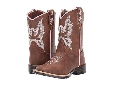 M&F Western Kids Kristina (Toddler) (Brown) Cowboy Boots
