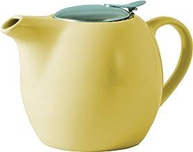 Avanti Camelia Ceramic Teapot, Buttercup Yellow, 15676