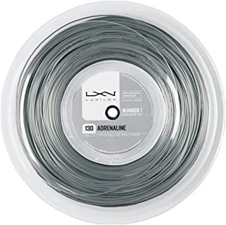 Wilson LUXILON Adrenaline 130 Reel, Platinum, 200m/16-Gauge