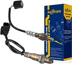 Kwiksen 2pcs Air Fuel Ratio AFR Oxygen O2 02 Sensor 1 2 Upstream&Downstream Replacement for Acura TSX L4-2.4L 2009 2010 2011 2012 2013 2014/Honda Accord L4 2.4L 2008 2009 2010 2011 2012