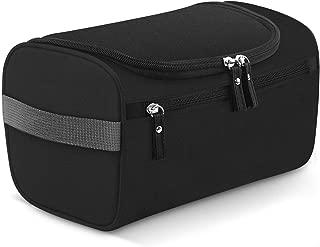 Bolsa de Aseo de Viaje Colgante Organizador y Baño Dopp Higiene Kit con Gancho para Accesorios de Viaje Artículos de Tocador Baño, Afeitado y Maquillaje para Hombres y Mujeres