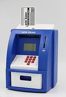 Teller ATM Bank Perfect Toy to Instill Saving Habit