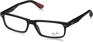 RX5277 Rectangular Eyeglass Frames