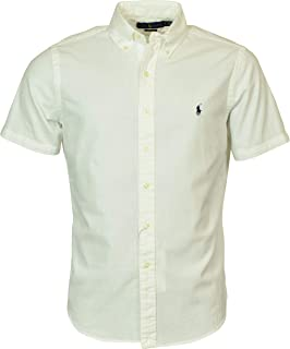Amazon.es: Polo Ralph Lauren - Blanco / Camisetas, polos y camisas ...