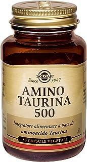 AMINO TAURINA 500 50CPS VEG ean0033984027008