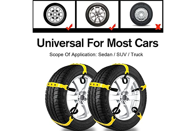 Best Snow Chains For Suv Amazon Com