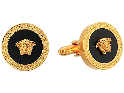 Versace Round Tribute Cufflinks