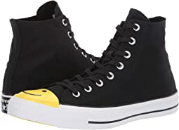 Black/Fresh Yellow/White