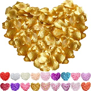 2000 x hot PINK diamants 4,5 mm 100 rose clair Pétales de Rose Baptême Fête