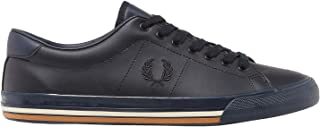 Fred Perry Men's Street Shoes Blue Size: 5