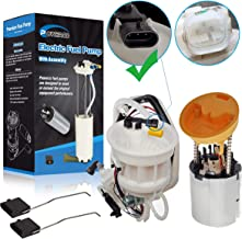 POWERCO Electric Fuel Pump Replacement For Mercedes-Benz E320 E350 E500 CLS500 2003-2009 2114702994 2114704094 E8530M Left & Right (1 Pair) (Fits US & Canada Built not Germany Built)