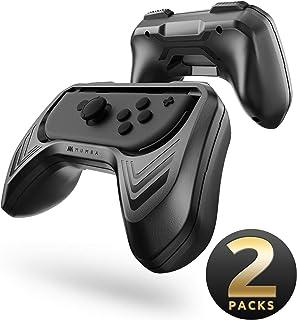 ジョイコンハンドル MUMBA Nintendo Switch Joy-Con ハンドル グリップ 2個 任天堂