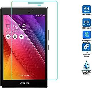 ASUS ZenPad 7.0 Z370KL ガラスフィルム,【IVSO】ASUS ZenPad 7.0 Z370CG ガラスフィルム, ASUS ZenPad 7.0 Z370C 液晶保護フィルム 強化ガラス・耐指紋、撥油性 表面硬度9H 厚み2.5D 高透過率液晶保護フィルム 反射低減タイプ 光沢表面仕様 画面保護&指紋防止シート - ASUS ZenPad7 Z370KL/Z370C/Z370CG ガラスフィルム専用 液晶保護フィルム