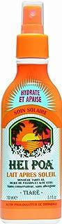 Hei Poa, Leche After Sun con Aloe Vera y perfume tiaré- 150