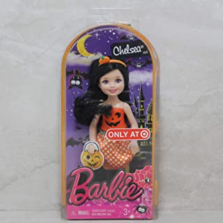 Barbie Halloween Doll - Chelsea in Pumpkin Costume