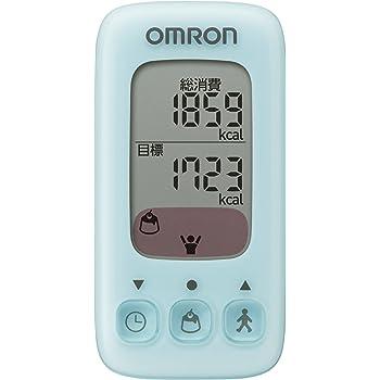 オムロン(OMRON) 活動量計 カロリスキャン ミント HJA-310-B
