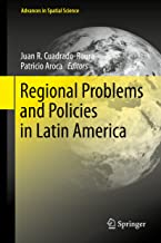 Regional Problems and Policies in Latin America (Advances in Spatial Science) (English Edition)
