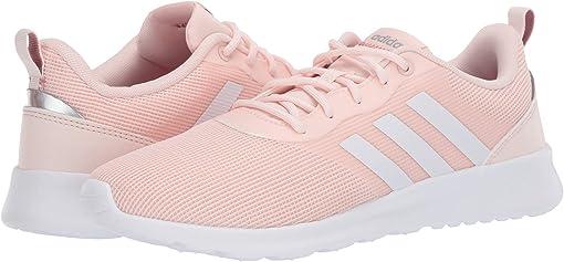 Pink Tint/Footwear White/Silver Metallic