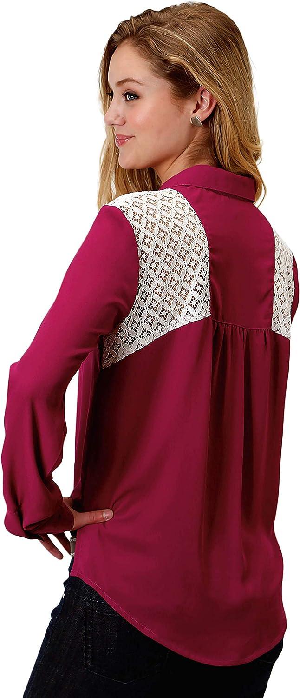 Roper Women's Five Star-Spring II Long Sleeve Button Shirt