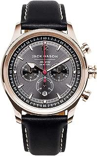 Best tissot chronograph black leather strap watch Reviews