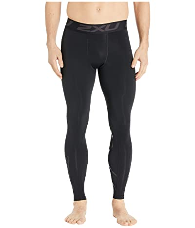 2XU Thermal Accelerate Compression Tights (Black/Nero) Men
