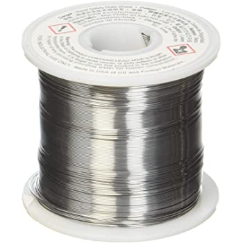 "*New Open Box No-Clean Wire Solder Exp 2023 Kester 24-6337-8800 0.031/""Dia.,"
