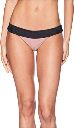 Rockaway Rib Medium Swim Bottom