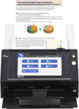 Fujitsu N7100 Network Document and Image Scanner with Large Touch Screen photo