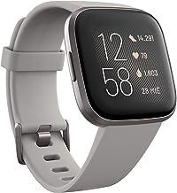Fitbit Versa 2 - Smartwatch de salud y forma física, Gris