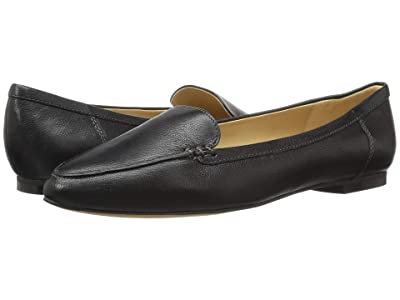 Trotters Ember (Black Soft Smooth Leather) Women