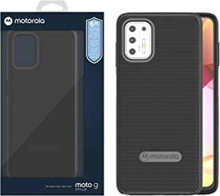 Motorola Essentials Moto G Stylus (2021 Version) Protective Case- Black - Precision fit Shock Absorbing Cases for Enhanced...
