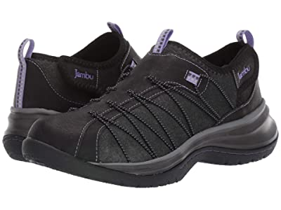 Jambu Spirit Encore Vegan (Black/Violet) Women