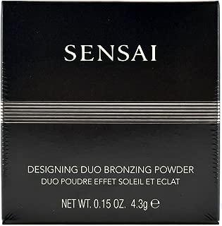 DESIGNING DUO SENSAI KANEBO Bronzing Powder