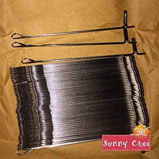 LK150 LK360 KX350 New Needles for Singer Silver Reed Brother Knitting Machine Main Bed 10pcs