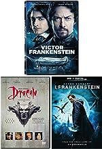 Modern Monsters Victor Frankenstein / Bram Stoker's Dracula & I, Frankenstein Triple Feature DVD horror Movie bundle