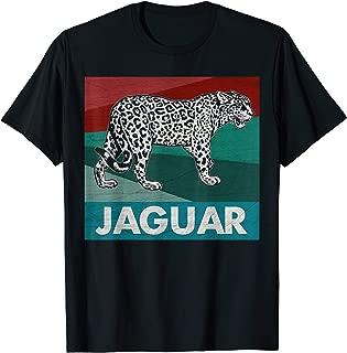 Retro Jaguar Shirt - Cool Vintage Style Print Tee Gift