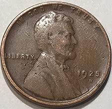 1925 d penny