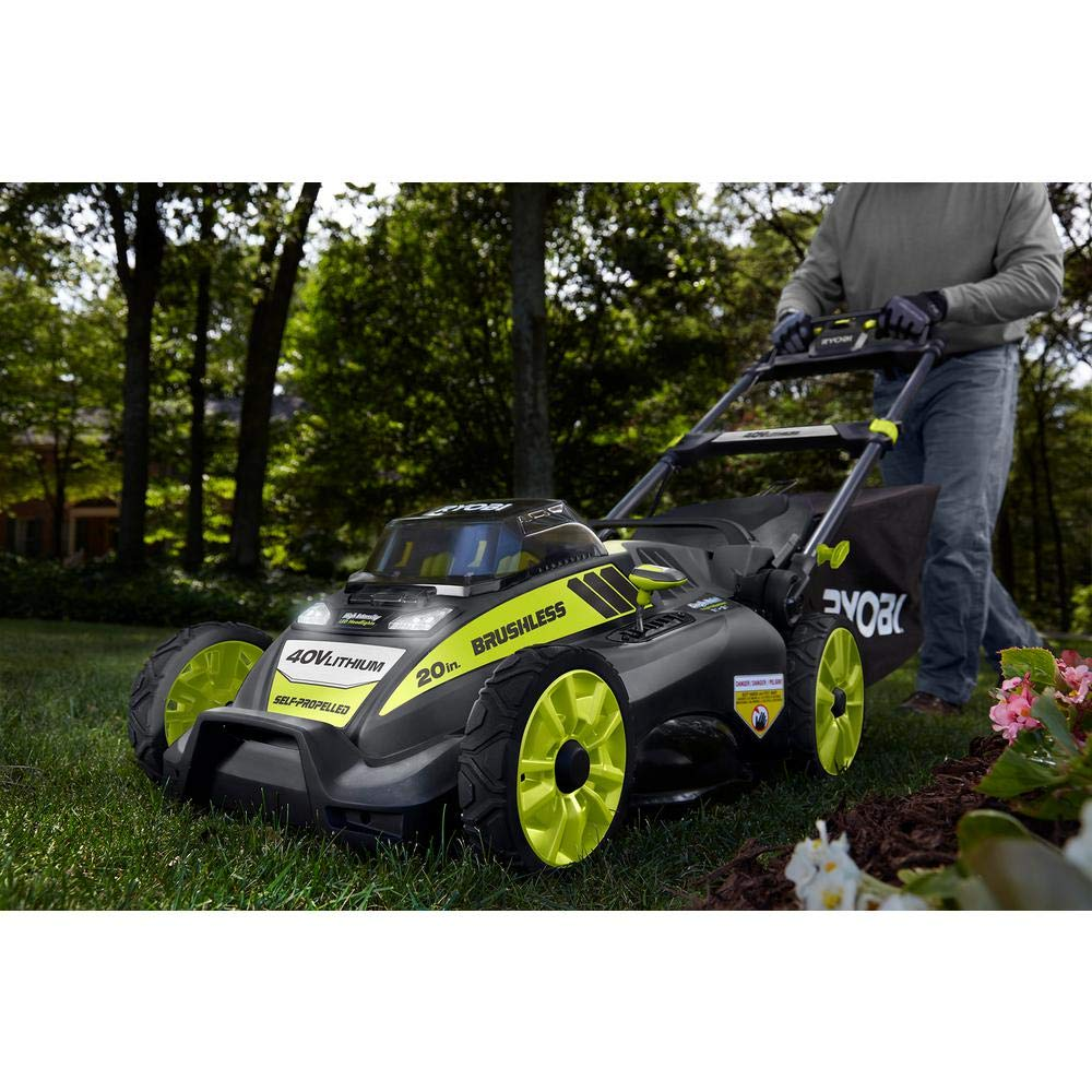 Brushless Lithium Ion Cordless Propelled Included