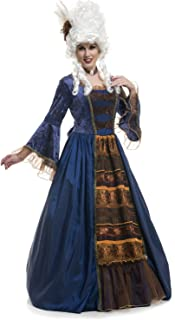 Women's Victorian Ball Gown Deluxe Taffeta Full Length Dress