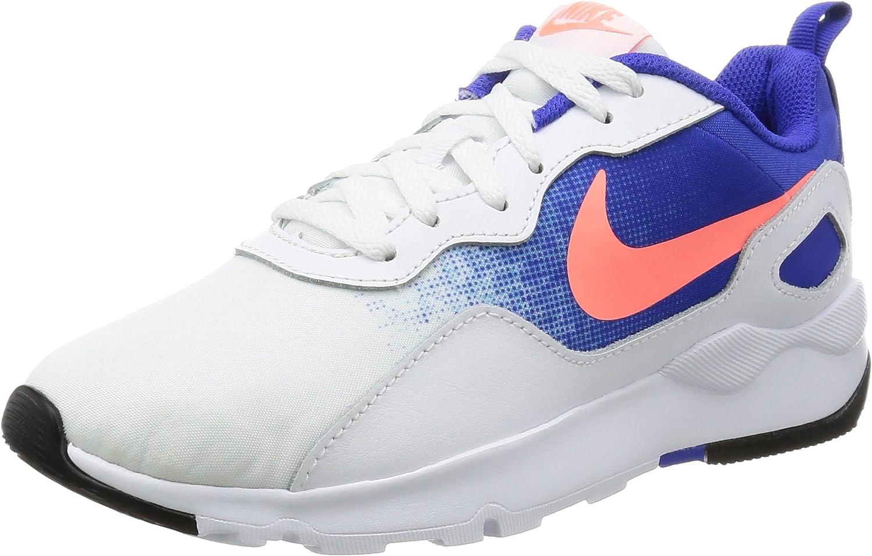 Nike Damen WMNS Ld Runner Turnschuhe schwarz weiß Beliebte Gezeitenschuhe