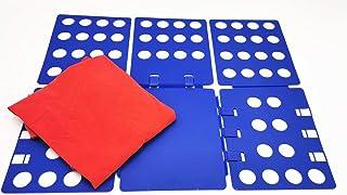 Nifogo Planche à Plier Le Linge - Pli Linge Planche à Plier vêtements plieur de Linge 57 x 70 cm Chemise Planche à Plier