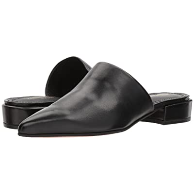 Kenneth Cole New York Aisley (Black Leather) Women