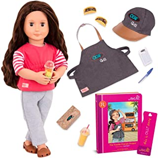 Our Generation 70.31215AZ Rayna Fashion Doll, Various