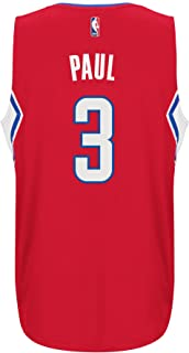 adidas Los Angeles Clippers Chris Paul Swingman Jersey Red