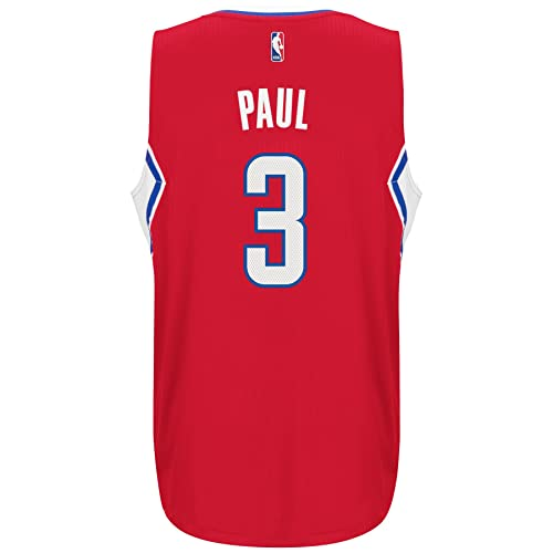 adidas Los Angeles Clippers Chris Paul Swingman Jersey Red f12830c06