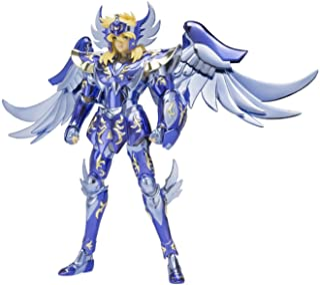 Bandai Tamashii Nations Saint Myth Cloth 10th Anniversary Version Cygnus Hyoga God Cloth Action Figure