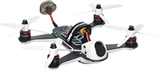 ImmersionRC Airplanes RC Vortex 180 Mini Arf Quadcopter Racing Drone, White, 180mm
