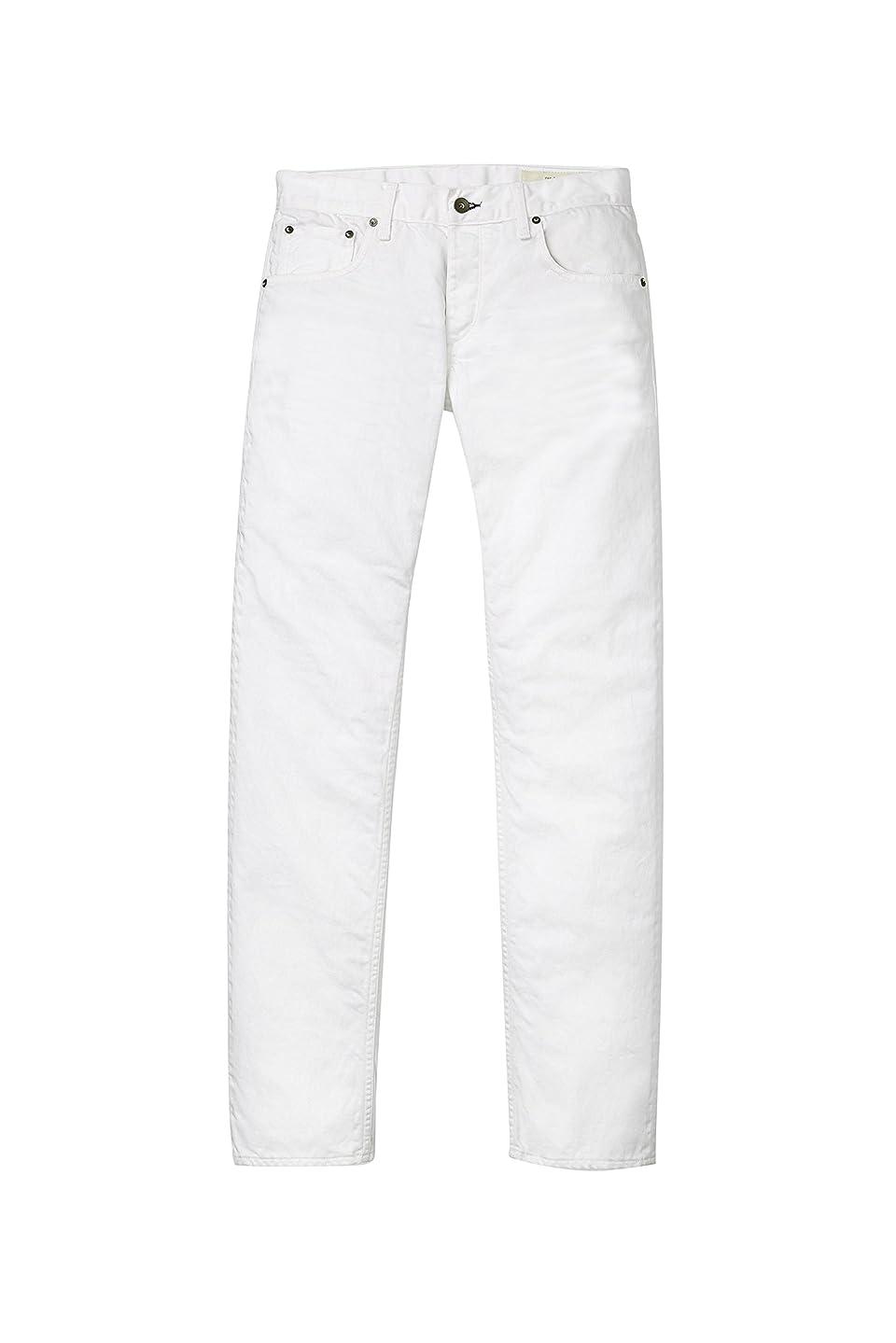 rag & bone Men's Standard Issue White Skinny Jeans