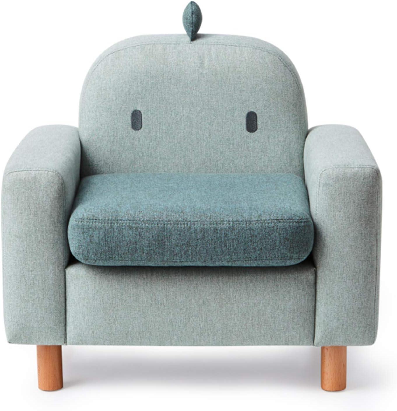 XLSQW Kids Sofa Chair Child's Cartoon Size Mini Translated Deluxe Cute